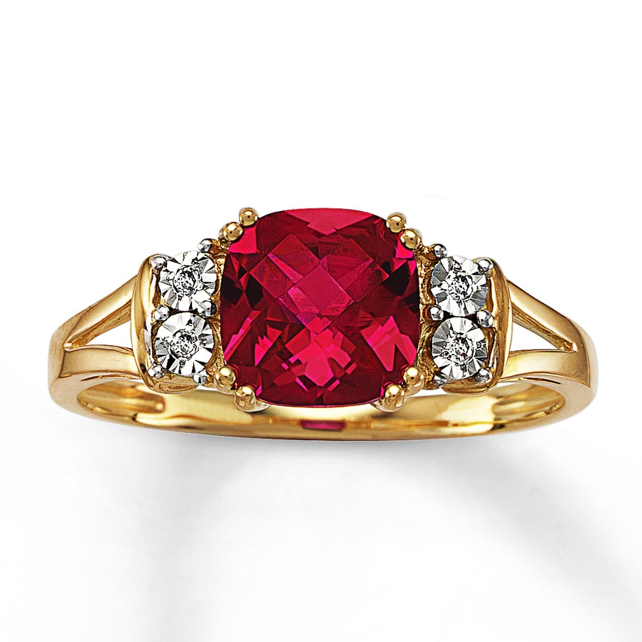 lane a stones the stone colored rings as romance engagement ruby creation of simpson with carat color diamonds accent jessica neil sporting