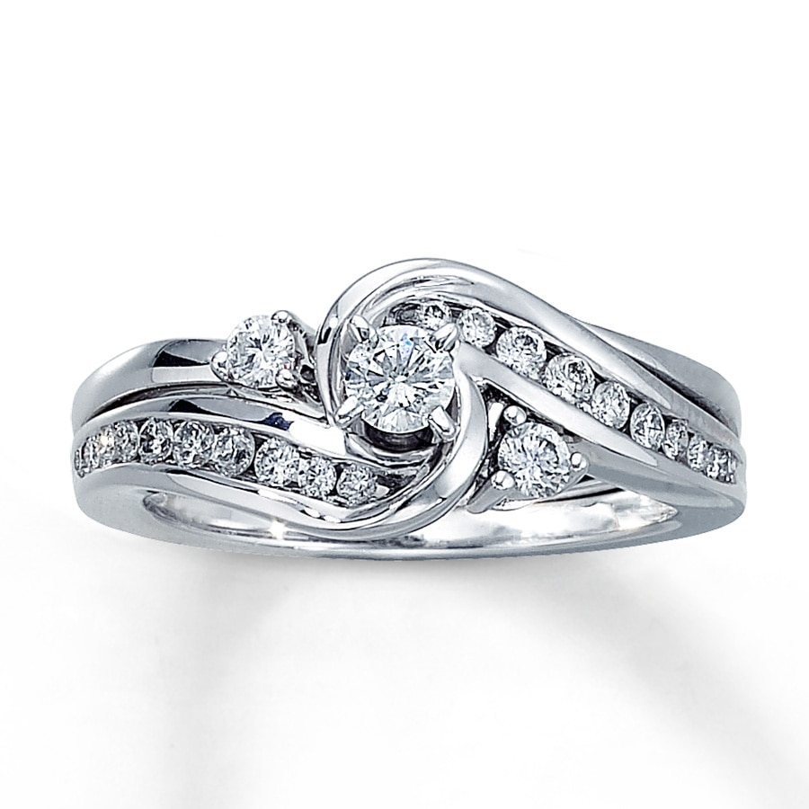 Kay Jewelers Wedding Ring Sets For Him And Her Leade Blog