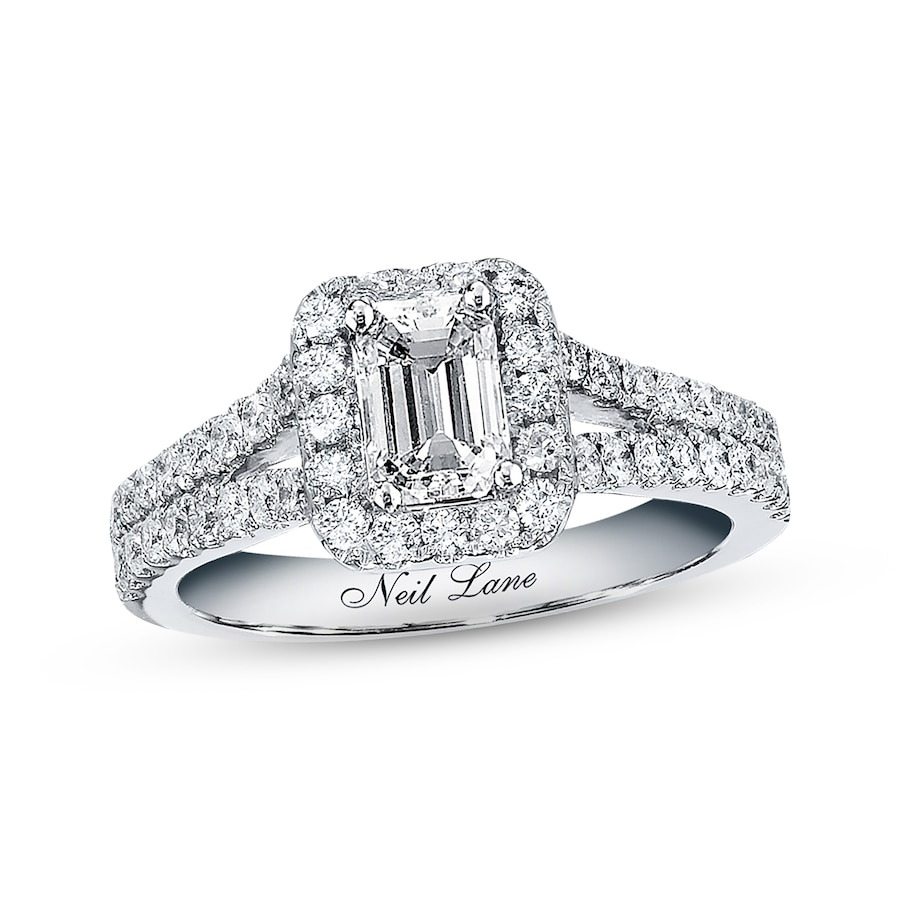 cut lane neil engagement kay diamond emerald ring screenshot topic jewelers from