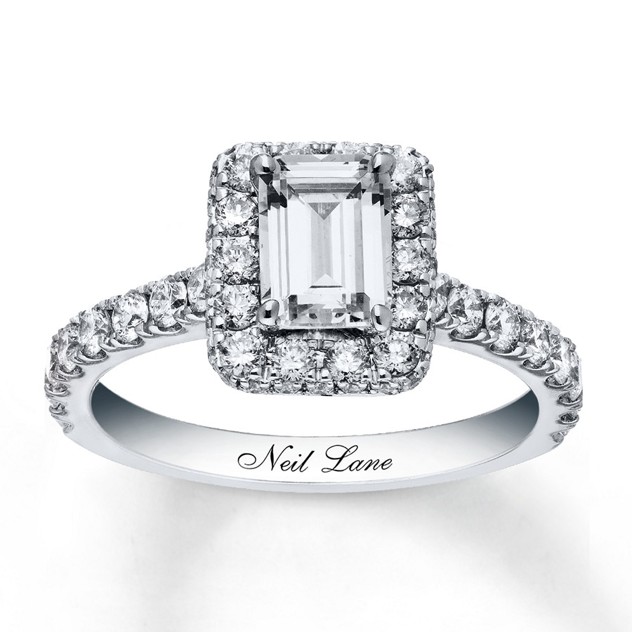 hover to zoom - Neil Lane Wedding Ring