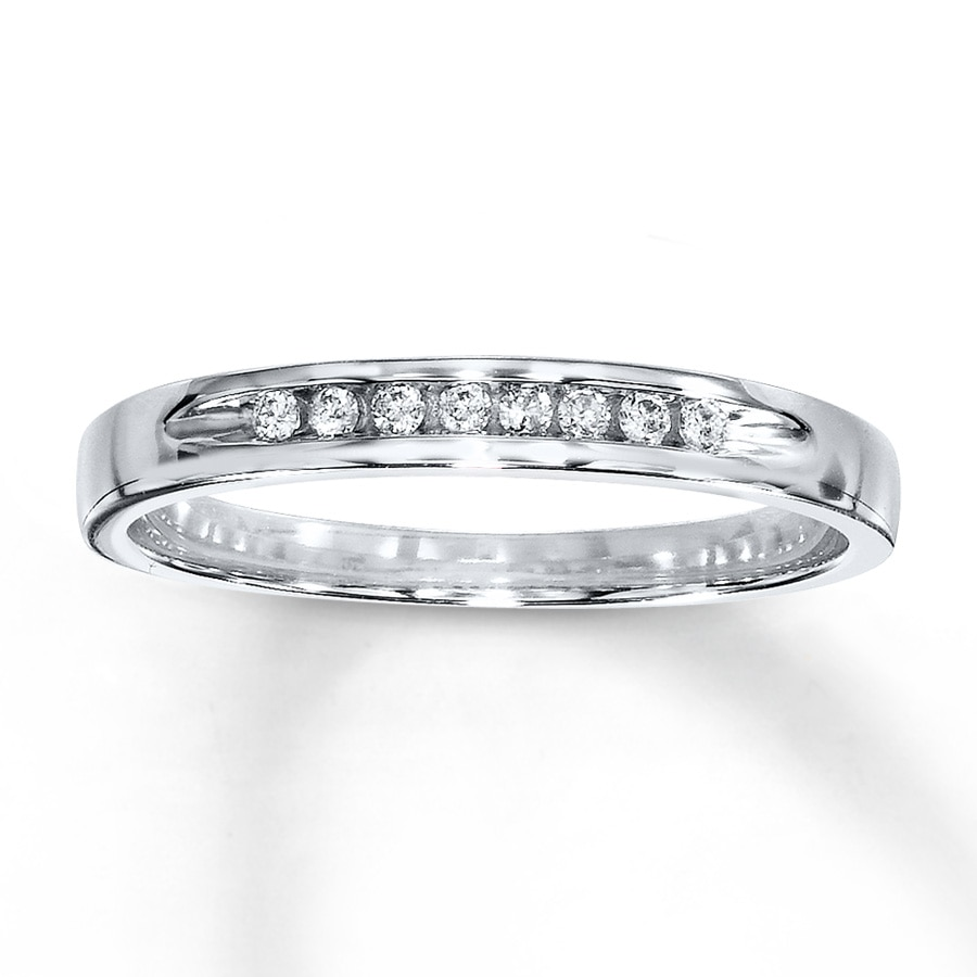 tw of diamonds with carat sterling promise ring in silver diamond