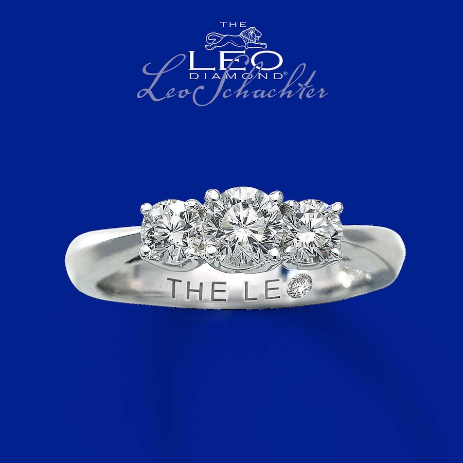 engagement rings wrap diamond leo kay img band