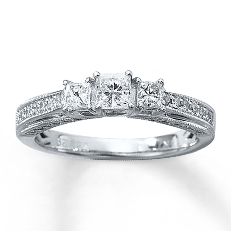 diamond engagement throughout promise wedding rings gaudy