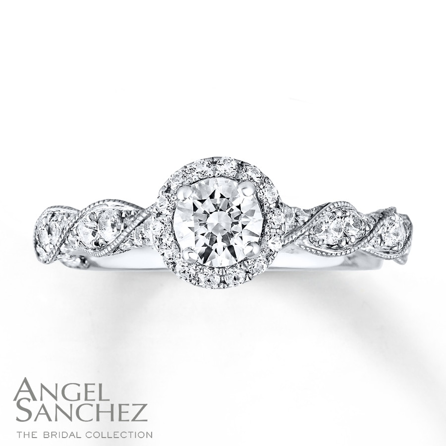 sanchez angel tw white rings gold ring kay engagement ct kaystore diamonds mv zm en